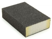 Abrasive sanding sponge blocks. Price per 3 blocks.